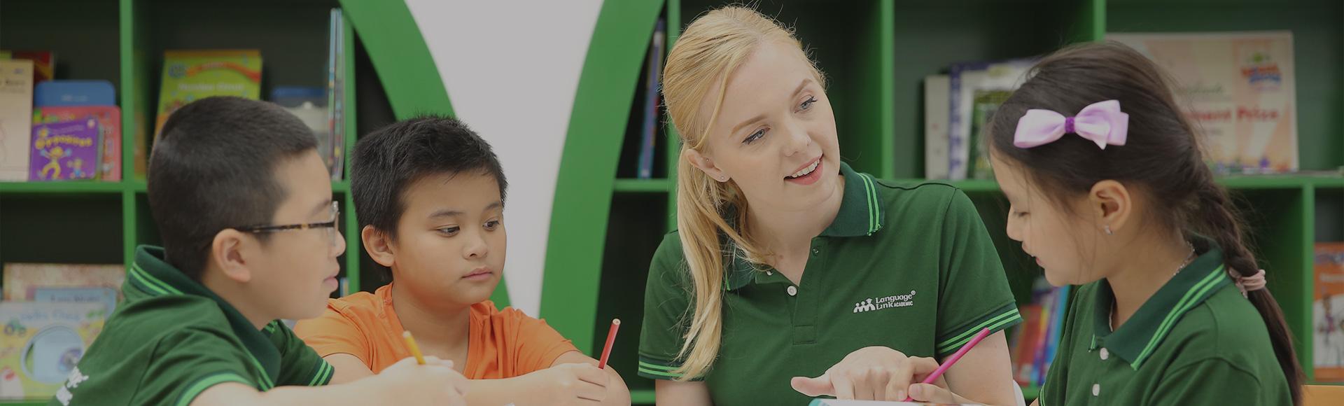 Language Link Việt Nam - Tập đoàn giáo dục đến từ Anh Quốc