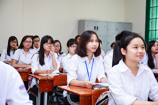 Cù Nam Phương – THPT Chu Văn An