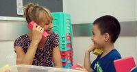 Trẻ mẫu giáo học tiếng Anh: ipad, youtube không liệu có đủ?
