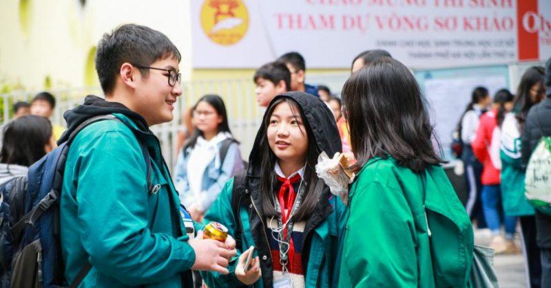 Cuộc thi Olympic Tiếng Anh Tp. Hà Nội: kết quả chung cuộc và cập nhật thông tin lễ trao giải