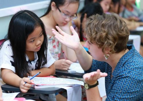 Trong chương trình Anh văn hè 2017, Language Link Academic đã tập trung đẩy mạnh vốn tiếng Anh, mở rộng kiến thức về thế giới và phát triển kỹ năng mềm phù hợp với độ tuổi cho học viên của trung tâm.
