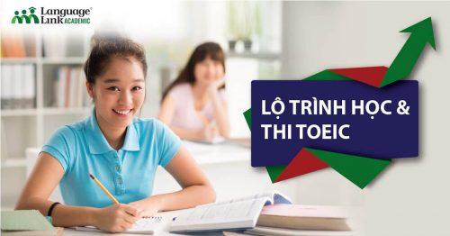Tư vấn lộ trình luyện thi TOEIC và đăng kí thi TOEIC