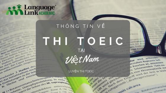 """""""Thông tin đầy đủ về thi TOEIC ở Việt Nam"""" đã bị khóa Thông tin đầy đủ về thi TOEIC ở Việt Nam"""