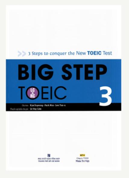 """""""Giáo trình tự học TOEIC từ cơ bản đến nâng cao"""" đã bị khóa Giáo trình tự học TOEIC từ cơ bản đến nâng cao"""