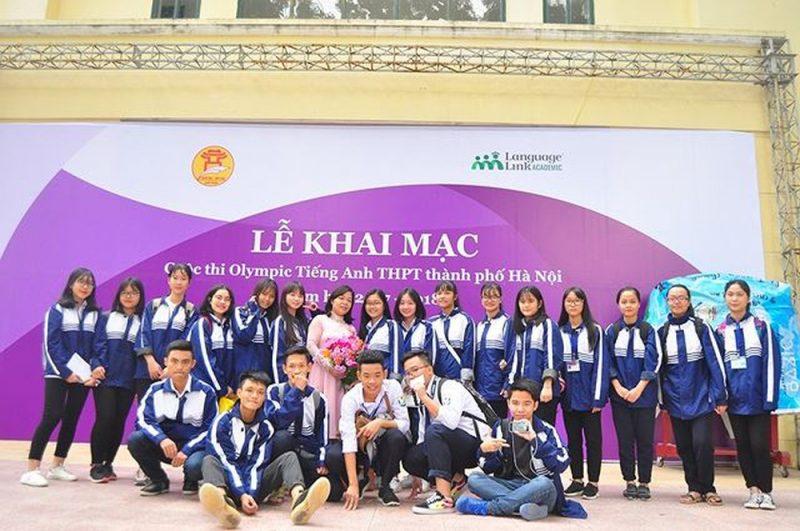 Vòng Chung khảo Olympic Tiếng Anh THPT TP. Hà Nội 2017-71936