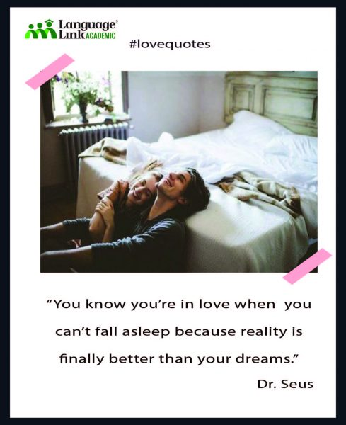 Những câu nói hay về tình yêu trong tiếng Anh