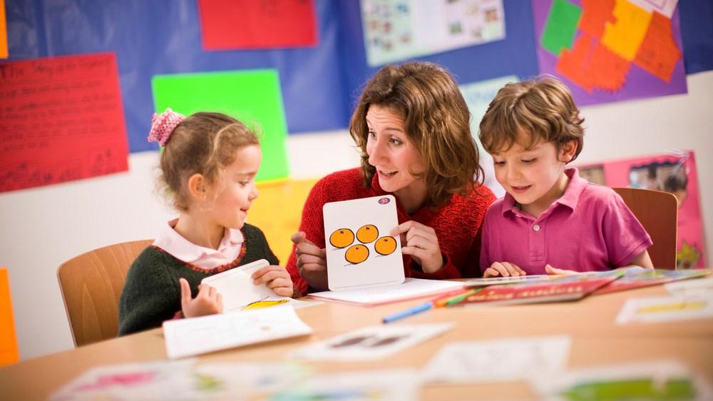 Phương pháp tổ chức trò chơi giúp bé học tiếng Anh lớp 1 hiệu quả