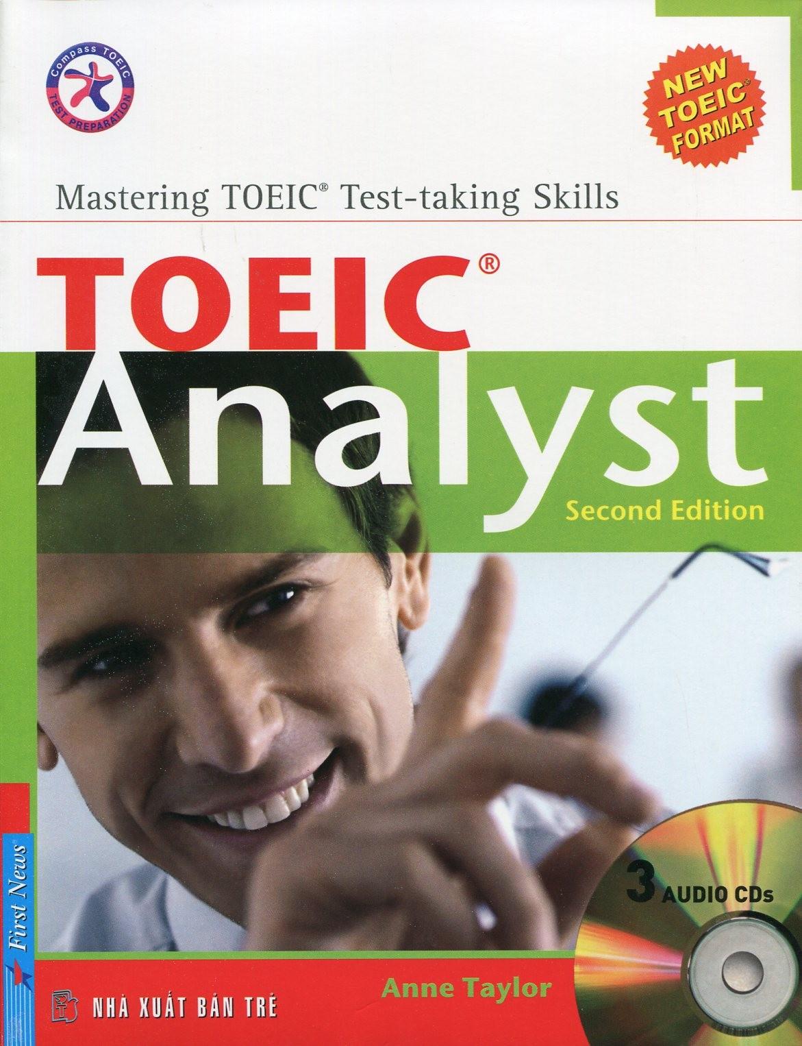Sách luyện thi TOEIC
