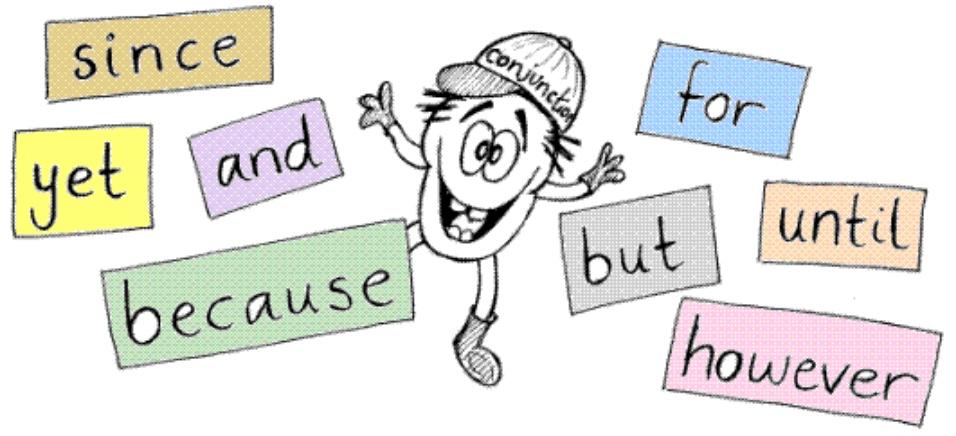 Phân loại liên từ trong Tiếng Anh