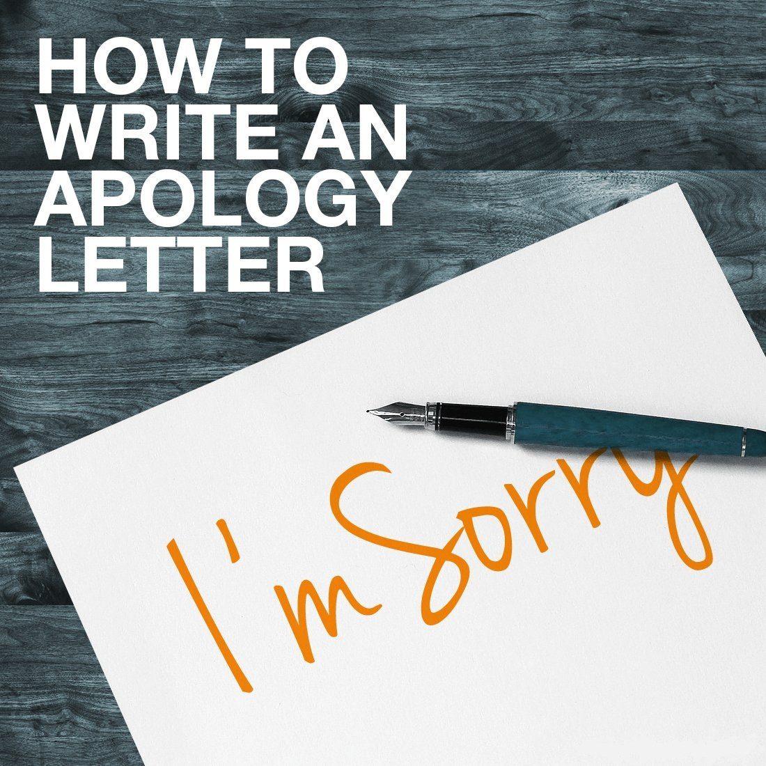 Bí quyết viết thư xin lỗi bằng tiếng Anh vừa chuẩn vừa xúc động