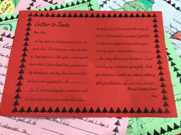Bức thư của bạn Tô Nguyên Thanh