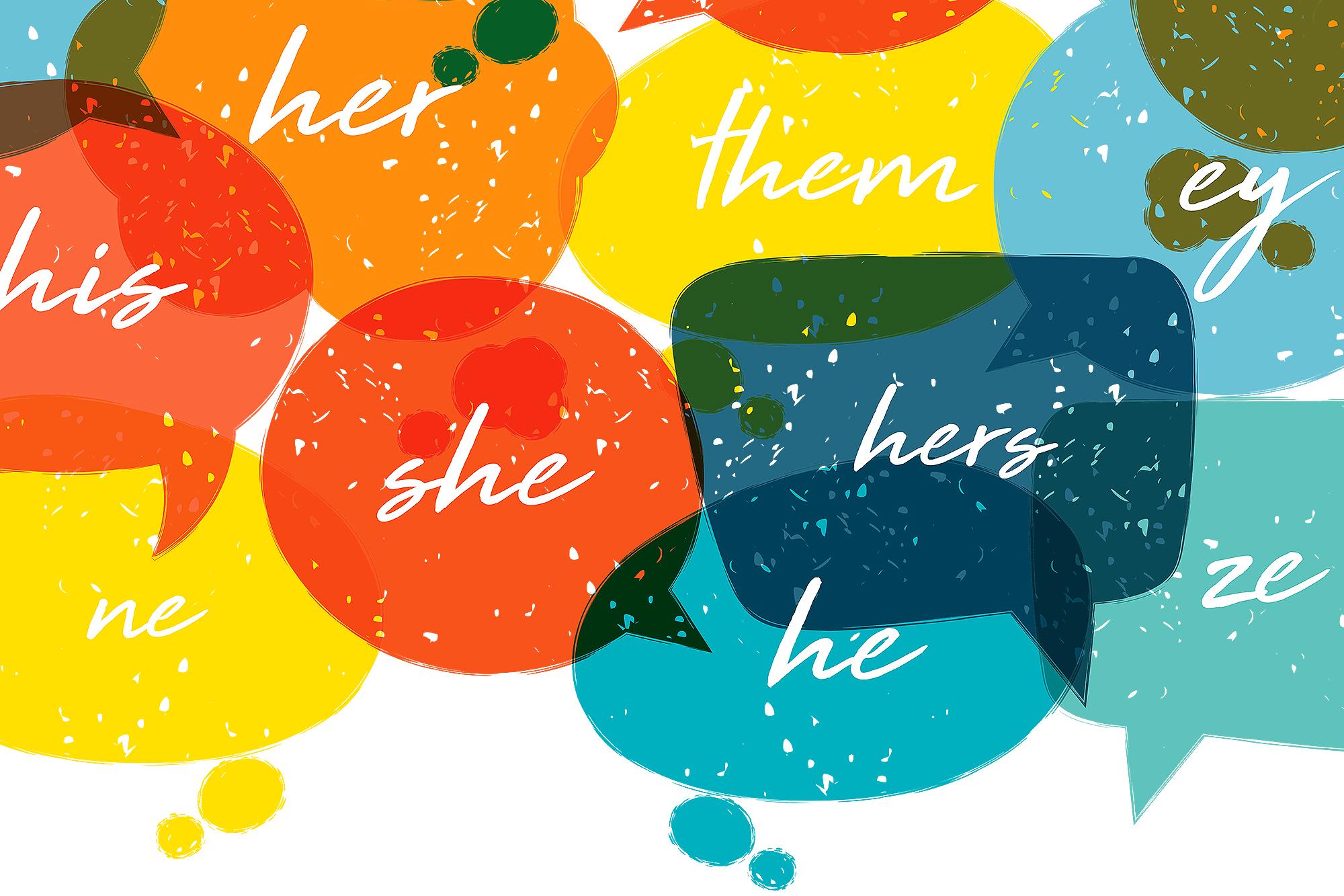 Đại từ nhân xưng - Một loại đại từ trong tiếng Anh