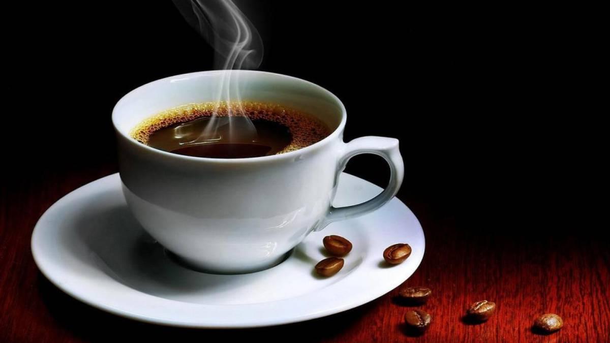 một tách cà phê Americano