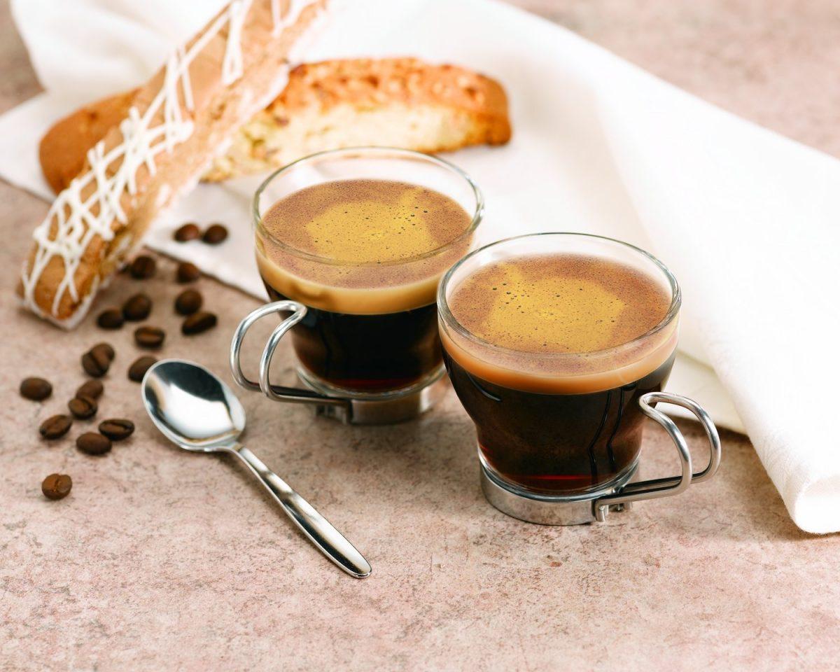 một tách cà phê espresso - hình ảnh minh họa cho các từ vựng tiếng ANh về cà phê