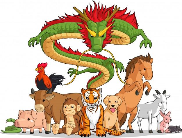 Độc đáo học tiếng Anh qua nguồn gốc của 12 con giáp