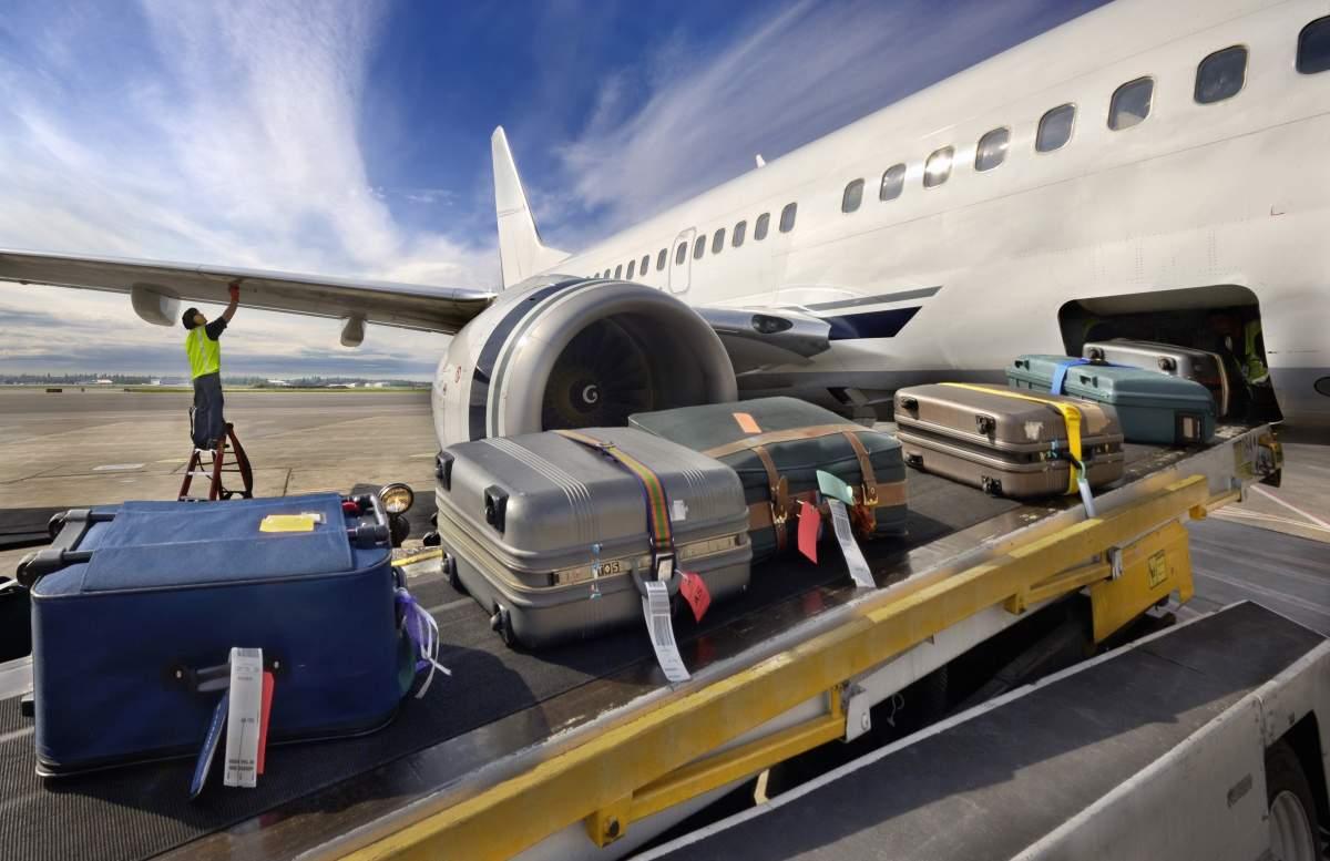 từ vựng tiếng Anh tại sân bay liên quan đến hành lý