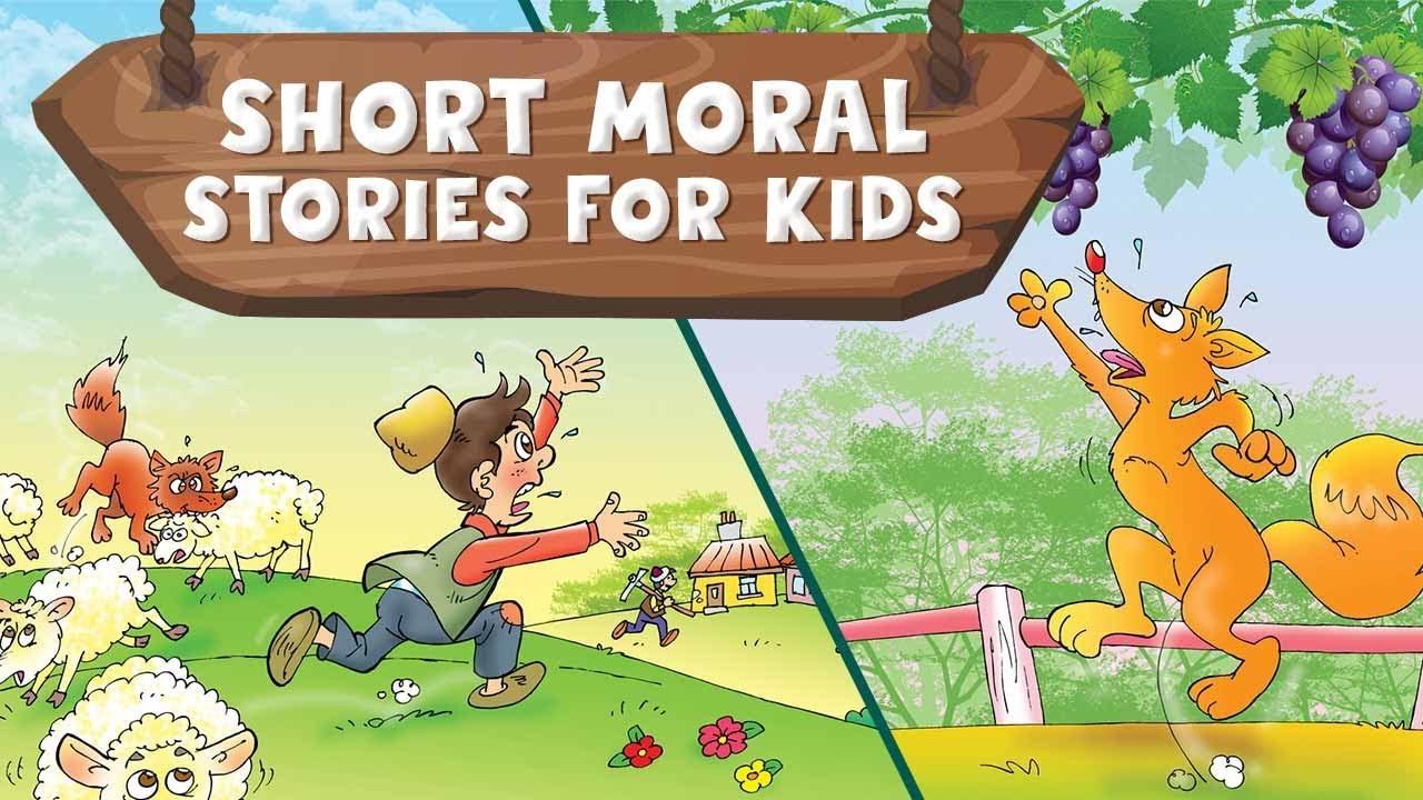 Cùng trẻ nâng cao kỹ năng bằng cách luyện nghe truyện tiếng Anh