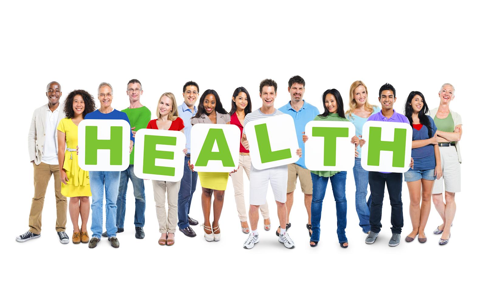 Mở rộng từ vựng tiếng Anh để ôn thi đại học chủ đề sức khỏe con người