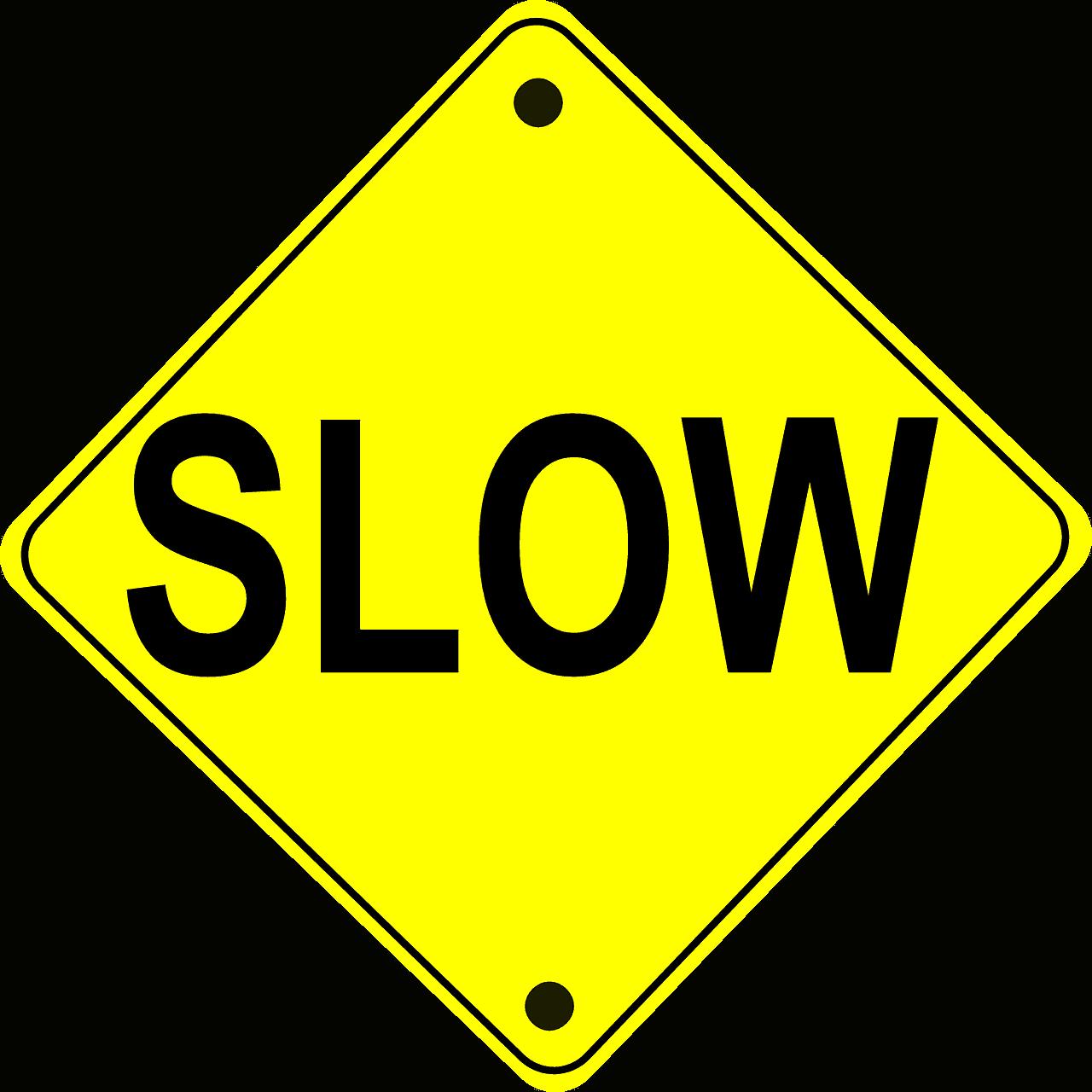 Slow - từ vựng tiếng Anh về tốc độ chậm
