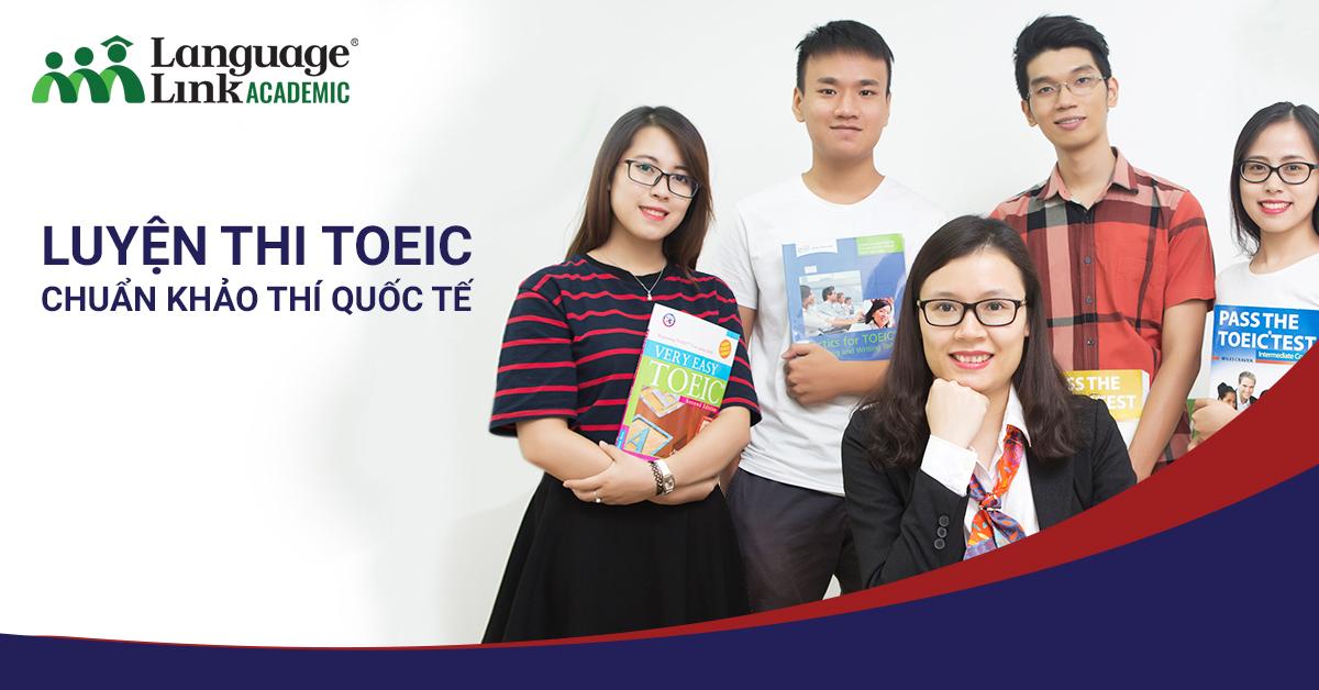 Tham khảo kinh nghiệm luyện thi TOEIC 4 kỹ năng