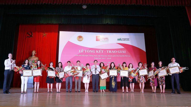 15 Phòng Giáo dục và Đào tạo đã đạt thành tích xuất sắc và thành tích tốt