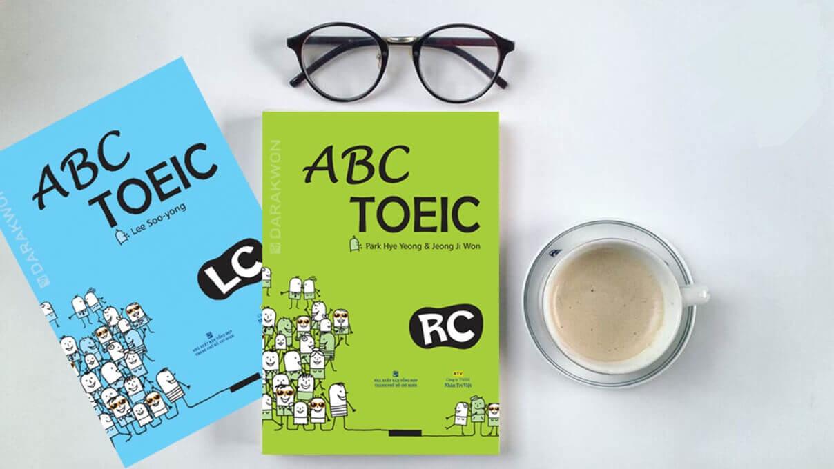 sách học TOEIC cho người mới bắt đầu