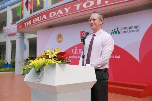 Lễ khai mạc và Vòng sơ khảo Cuộc thi Olympic Tiếng Anh tiểu học Thành phố Hà Nội lần thứ 15