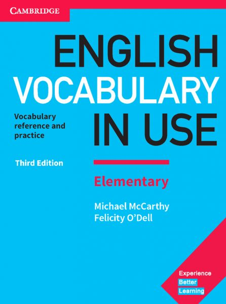 1. English Vocabulary In Use – Elementary