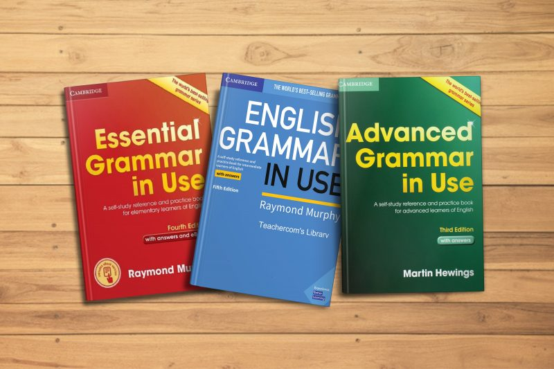 English Grammer in Use – Elementary