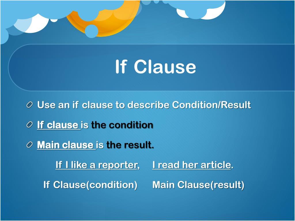 Mệnh đề trạng ngữ trong tiếng Anh
