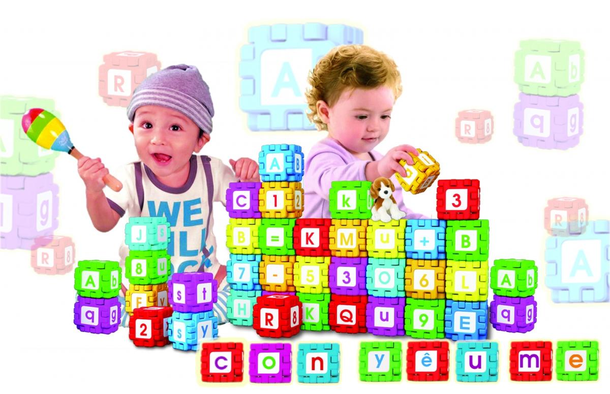 Dạy tiếng Anh cho trẻ bắt đầu từ bảng chữ cái
