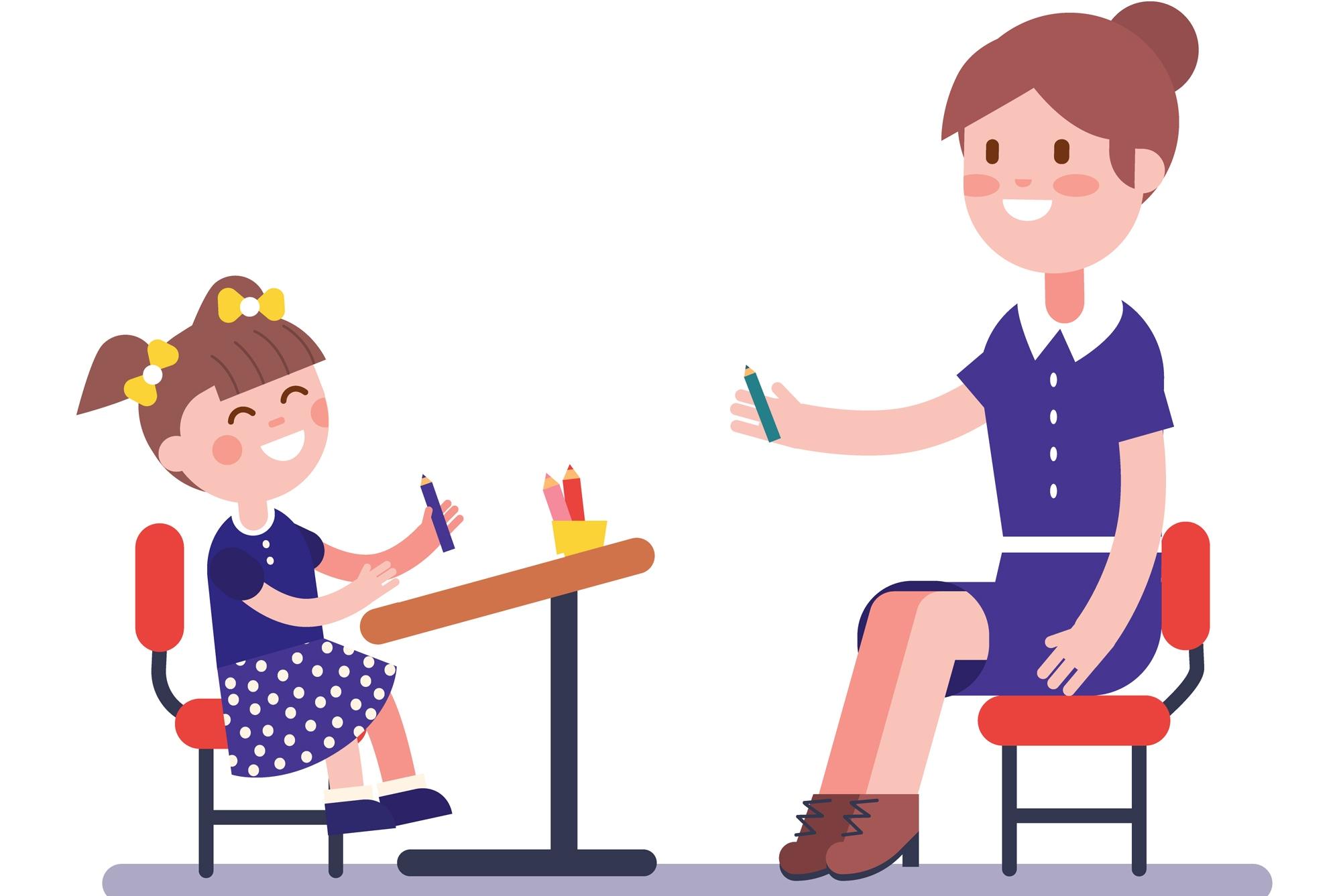 Dạy tiếng Anh cho trẻ mẫu giáo hiệu quả bằng kỹ thuật bắt chước