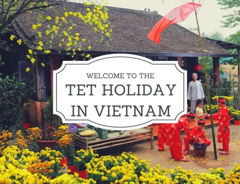 Khám phá cách xây dựng một bài viết tiếng Anh về Tết Holiday