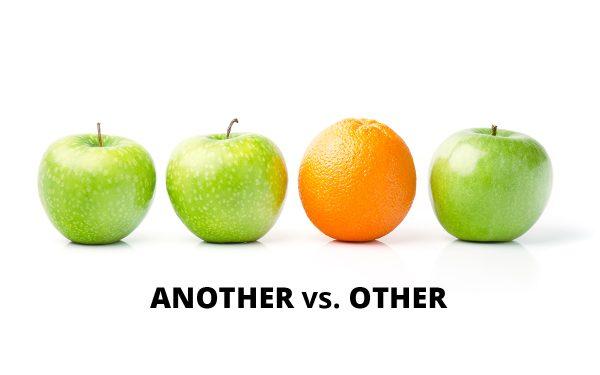 Phân biệt OTHER và ANOTHER dễ dàng nhất