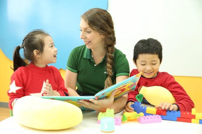 3 cách học tiếng Anh vừa hiệu quả, vừa vui cho trẻ mẫu giáo