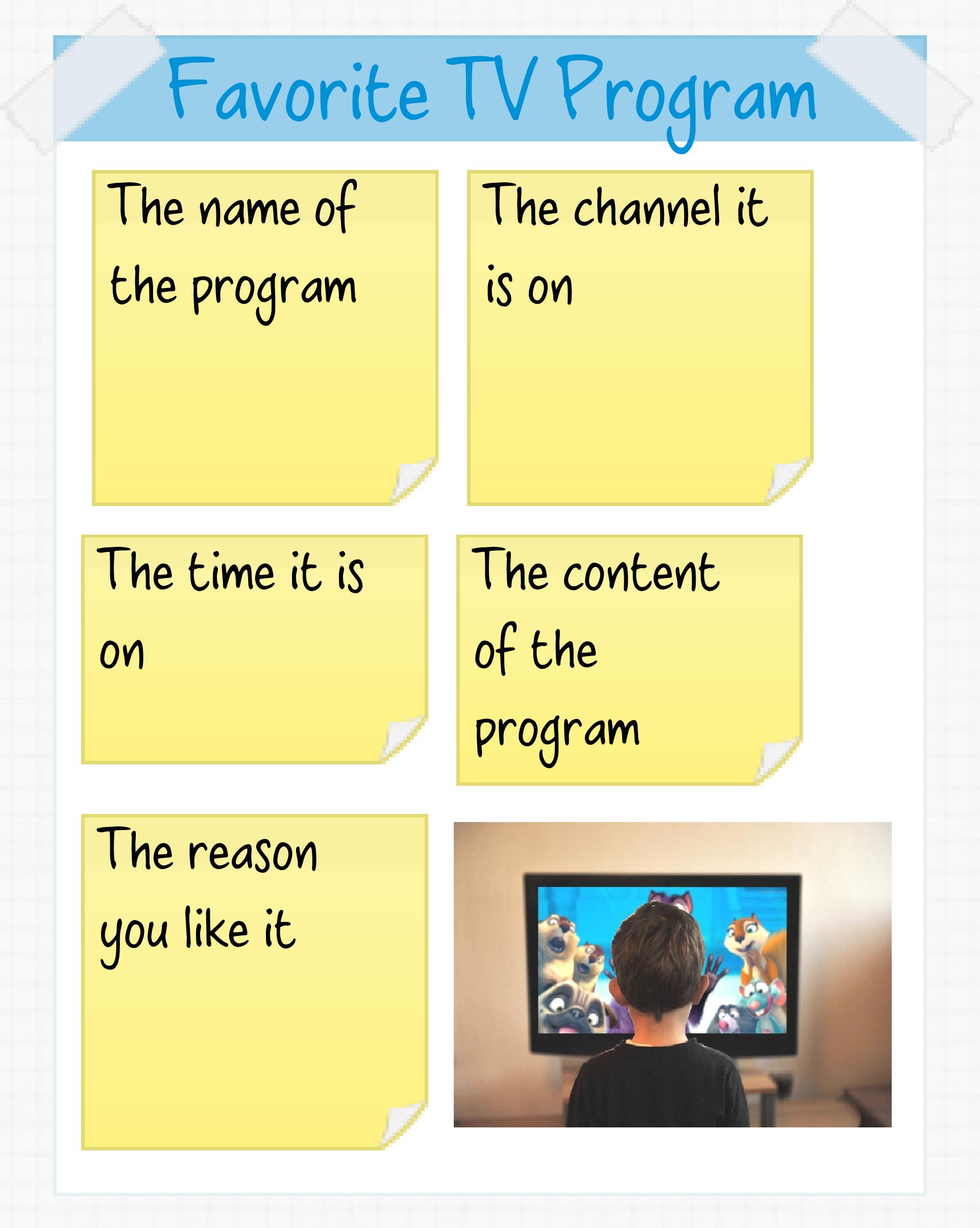 Hướng dẫn chi tiết cách viết đoạn văn ngắn về chương trình yêu thích của em cho học sinh lớp 6