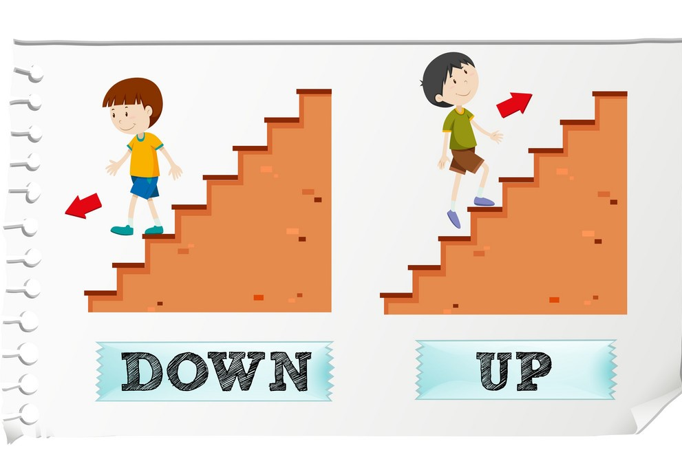 33. up - down