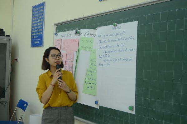 Trường TH Ngọc Lâm cùng Language Link Việt Nam tổ chức tập huấn xây dựng văn hóa trường học cho gần 60 giáo viên