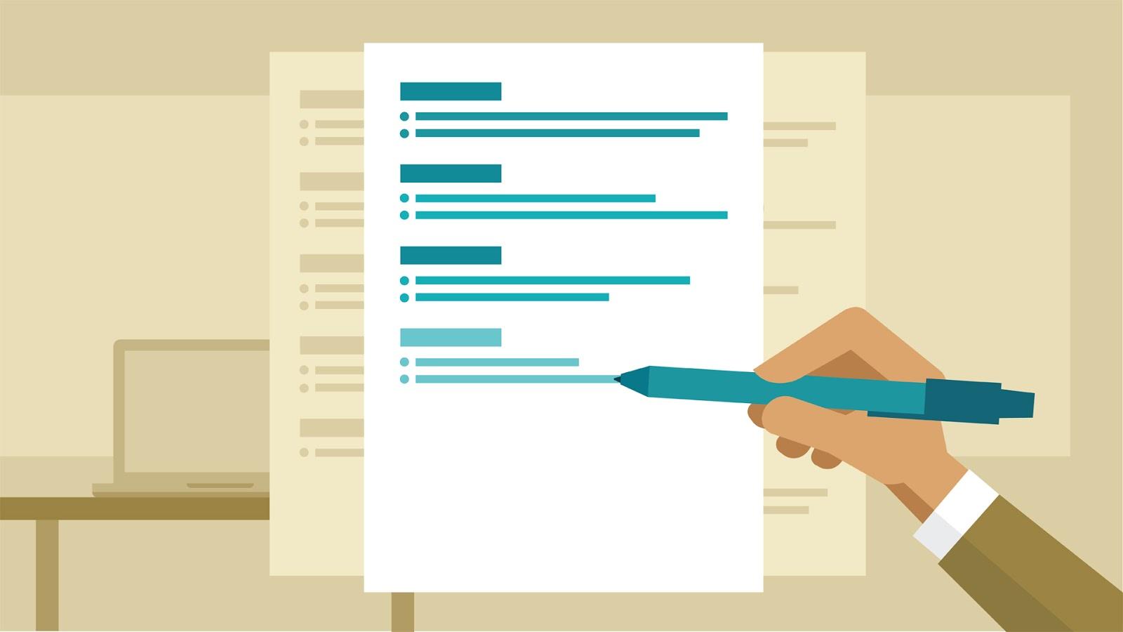 Cần chú ý cấu trúc bài viết trong cách viết Writing Task 1