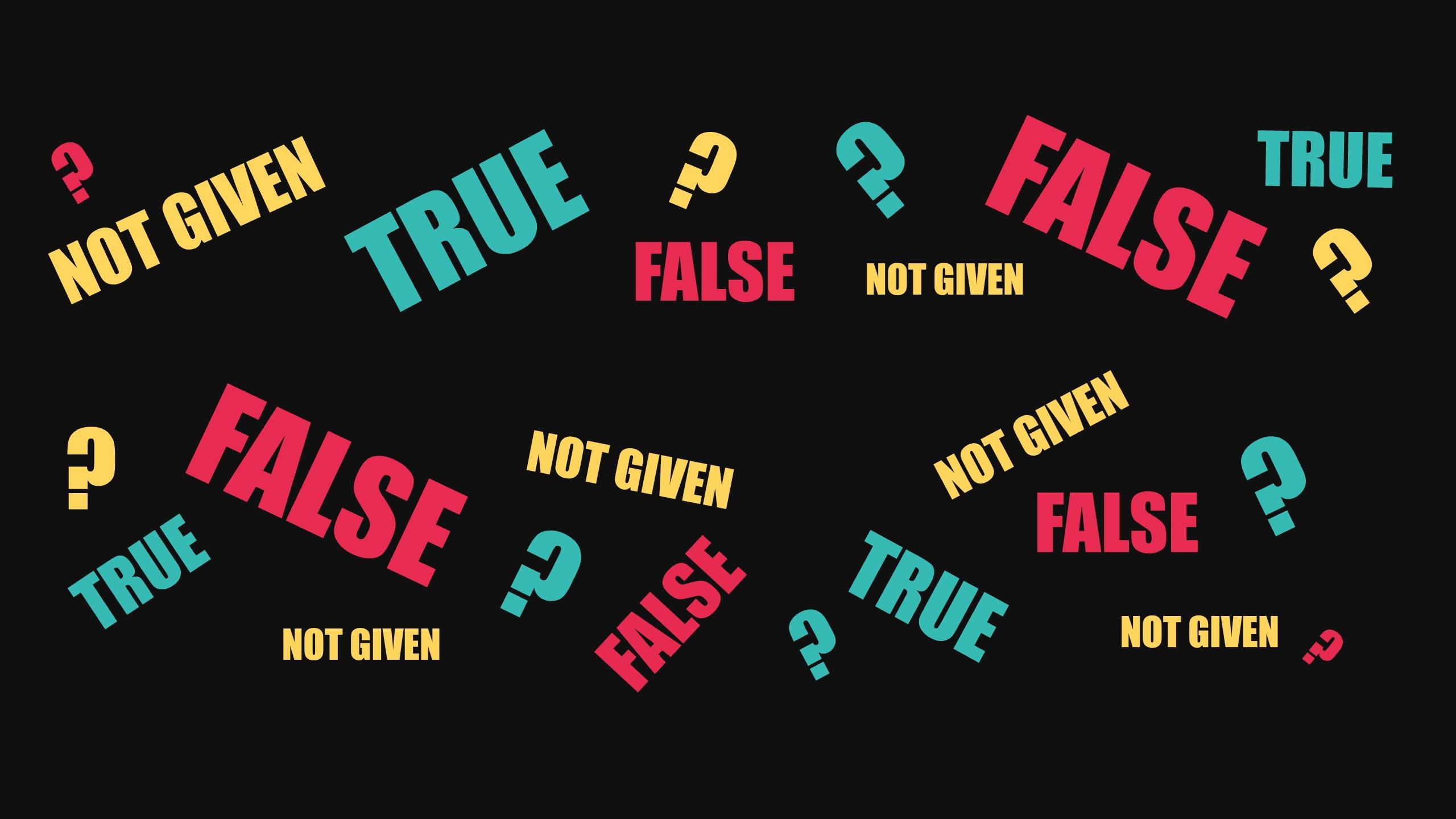Cách Làm Dạng Bài True False Not Given Trong IELTS Reading: Chiến Thuật Làm Bài Hiệu Quả