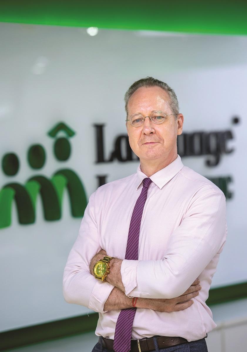 Vietnam Economic Times phỏng vấn Ông Gavan Iacono, Tổng Giám đốc Language Link Việt Nam2