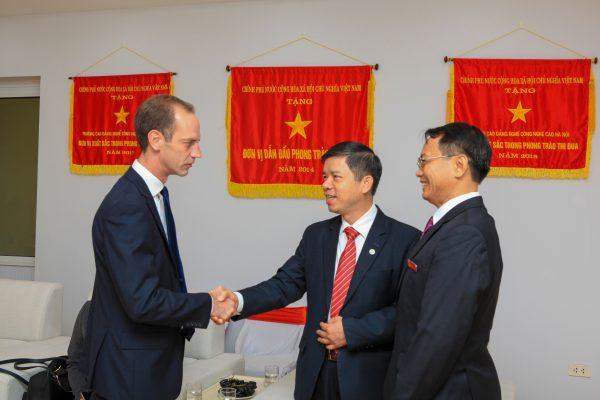 Language Link Vietnam cùng trường CĐ Nghề Công Nghệ Cao Hà Nội thành lập Trung tâm Tiền khảo thí Cambridge2
