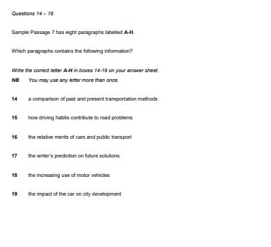 Tổng quan về phần IELTS Reading4