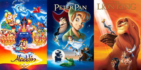 Học tiếng Anh qua phim Disney - Hiệu quả bất ngờ