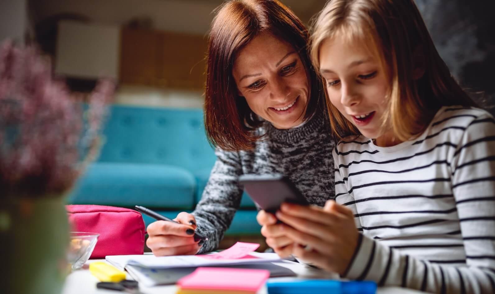 Các ứng dụng học tiếng Anh cho trẻ em là cơ hội để cha mẹ có thể tham gia vào quá trình học tập cùng con cái