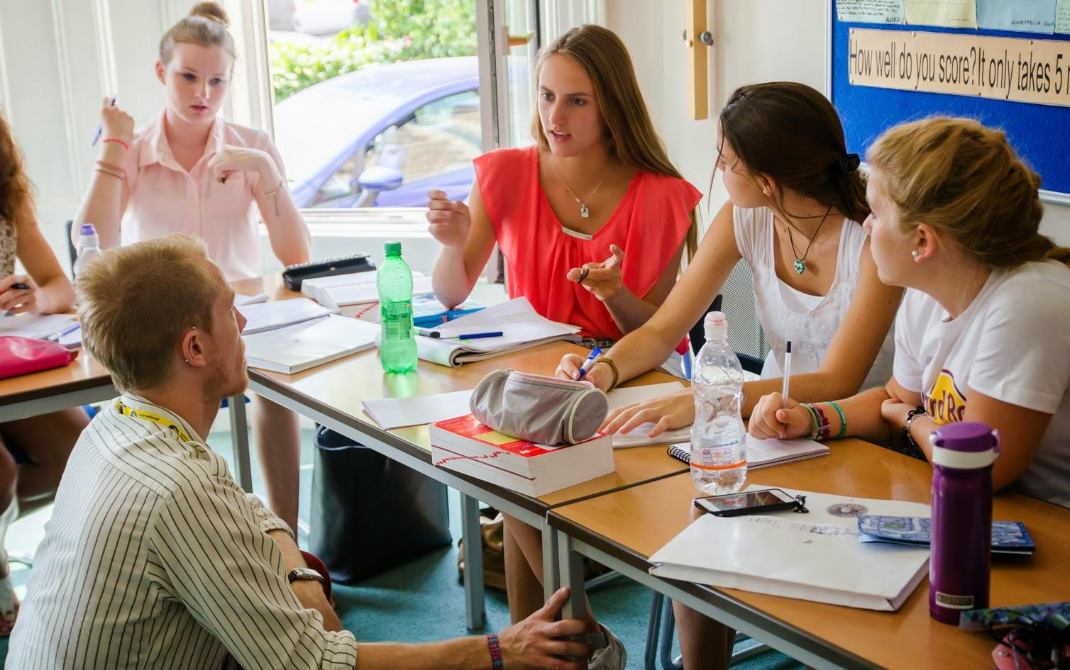 Cần cân nhắc thật kỹ trước khi lựa chọn theo học một trung tâm anh ngữ