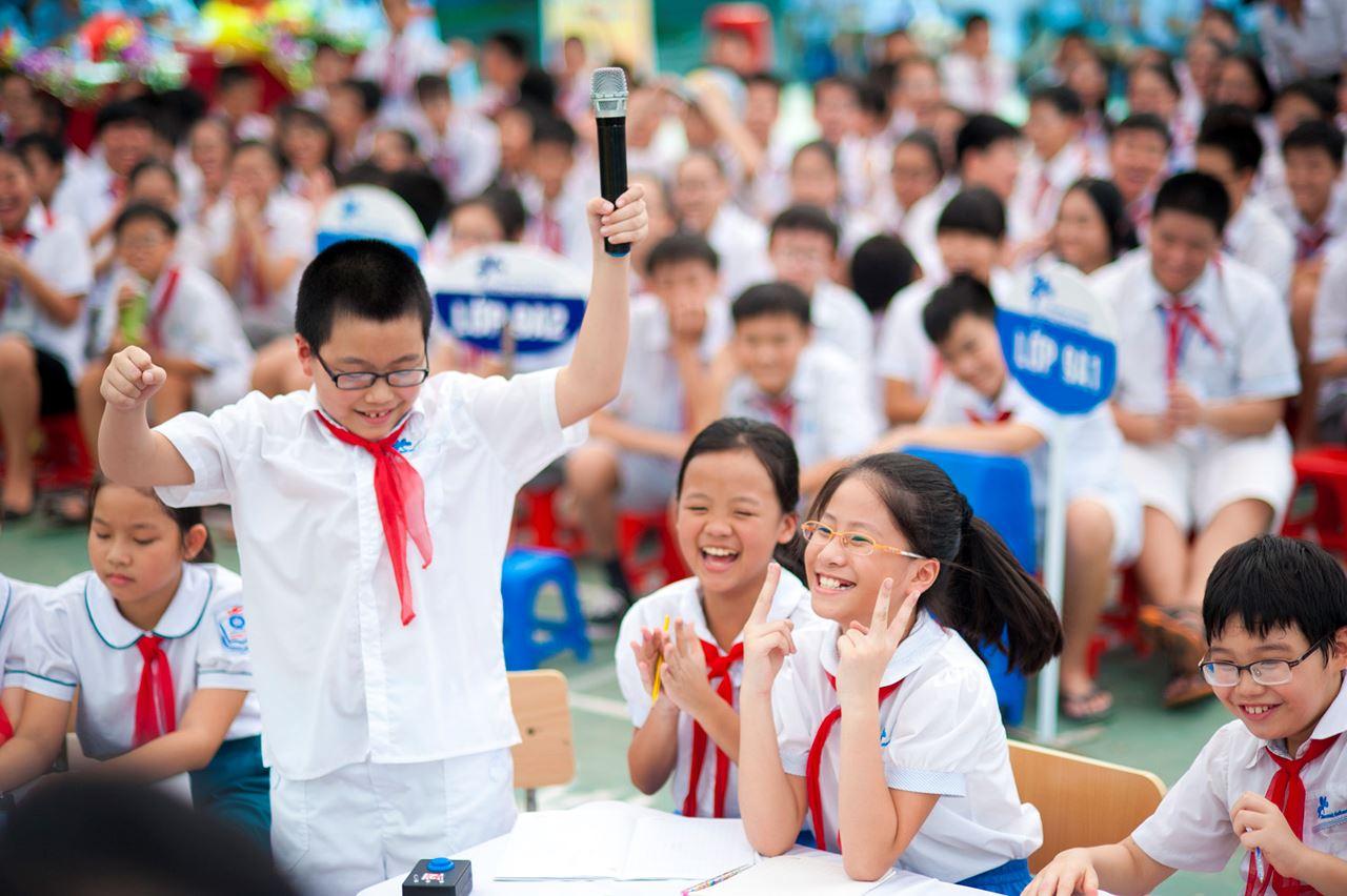 Lượng kiến thức ngữ pháp tiếng anh THCS khổng lồ dễ khiến trẻ cảm thấy bỡ ngỡ