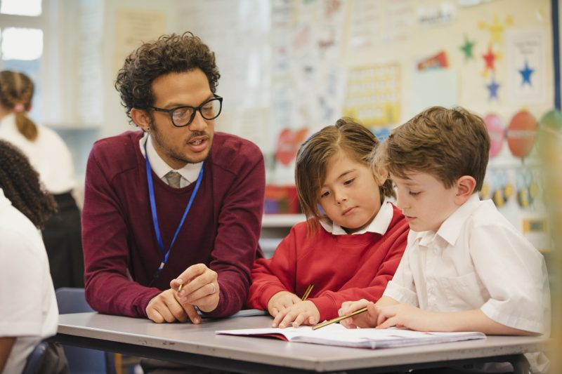 trung tâm tiếng Anh trẻ em