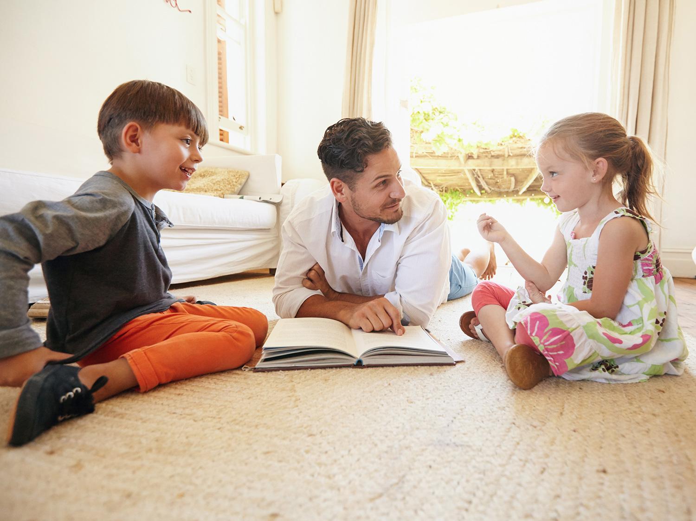 ngoại ngữ dành cho trẻ em