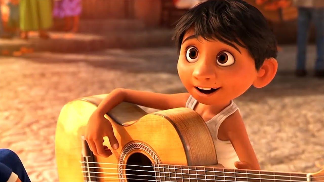 Miguel - nhân vật chính trong bộ phim